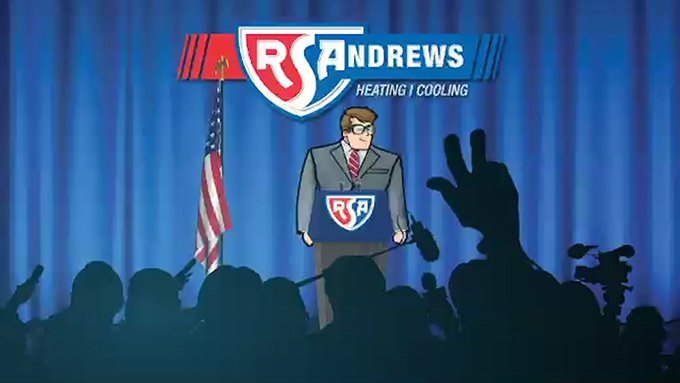 RS Andrews – Press Conference