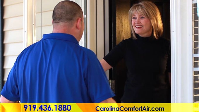 Carolina Comfort Air – New System