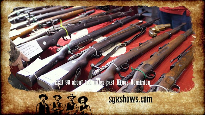 Southeastern Guns and Knives Show
