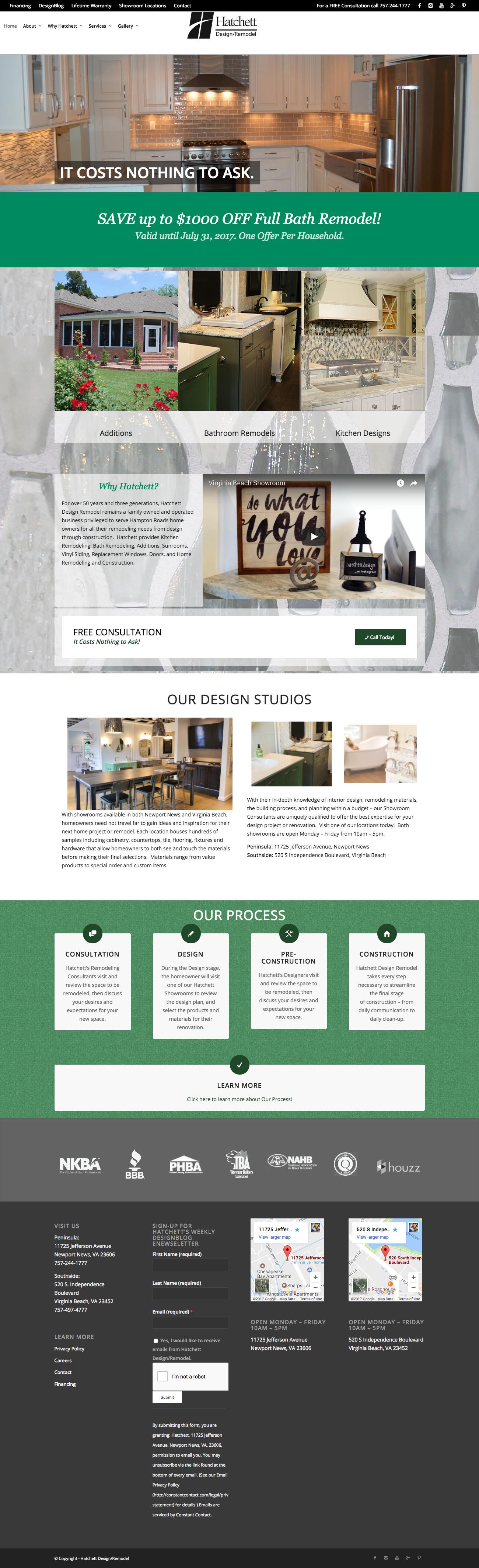 Hatchett DesignRemodel The Rogers Agency - Hatchett bathroom remodel