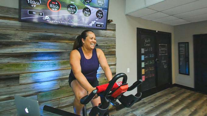 Rhythm Cycling Studio